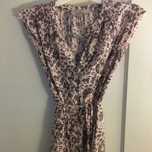XXSP Loft dress with belt